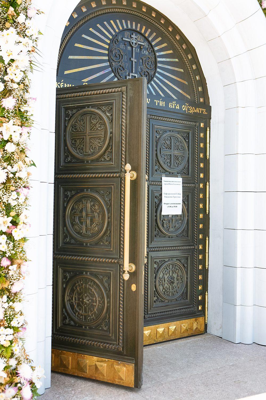 Входные дубовые двери под заказ - Входная дверь массив дуб